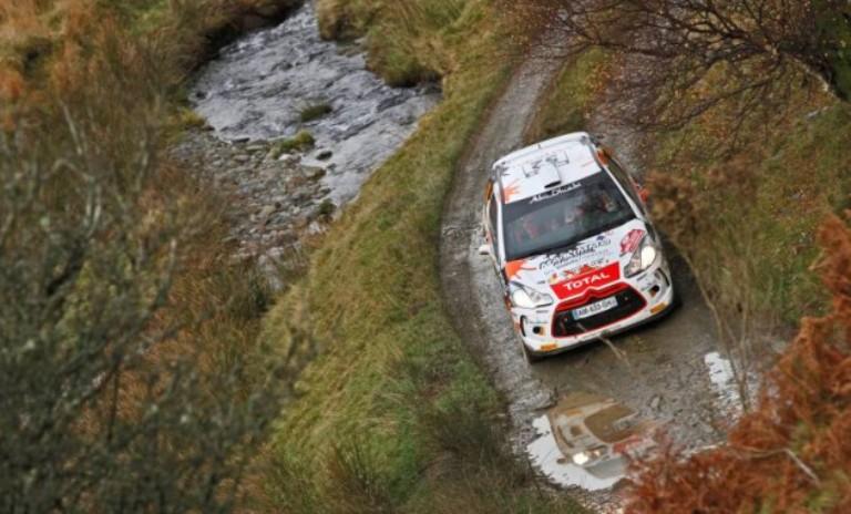 Citroën fornitrice unica del JWRC