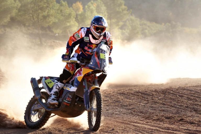 Dakar 2014 – Coma trionfa tra le moto