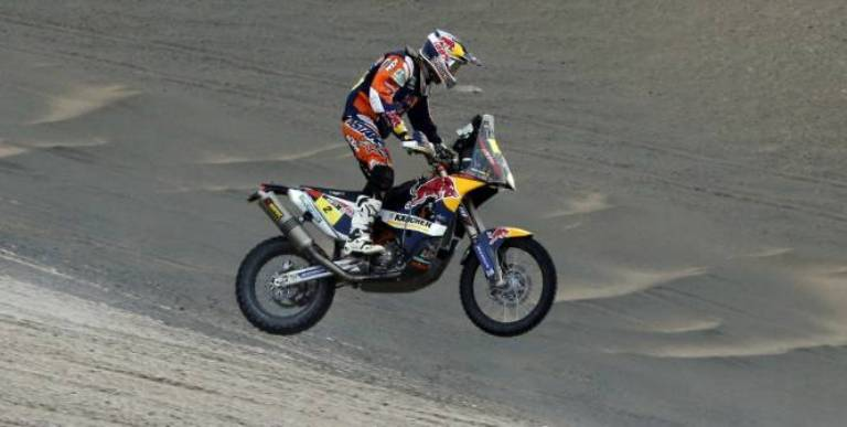 Dakar 2014 – Moto: Nuovo acuto di Coma