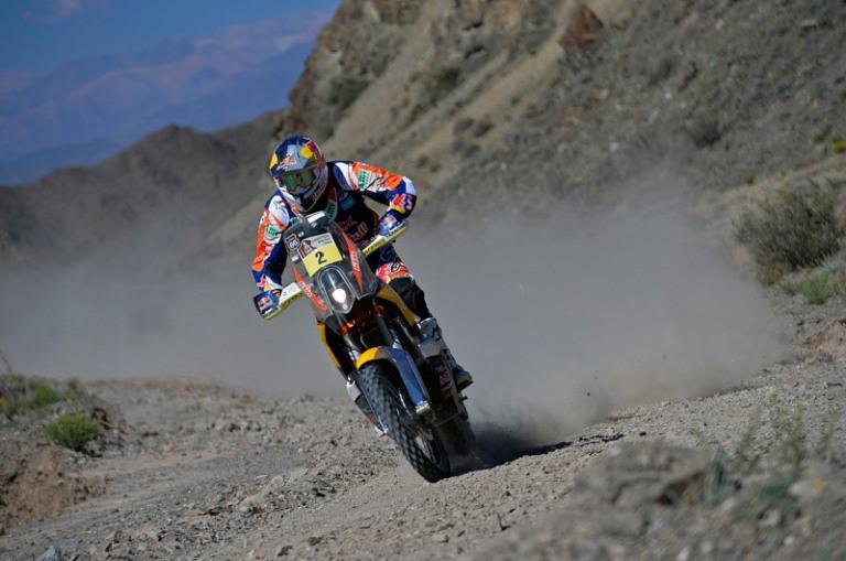 Dakar 2014 – Moto: Quinta tappa abbreviata, vittoria a Coma