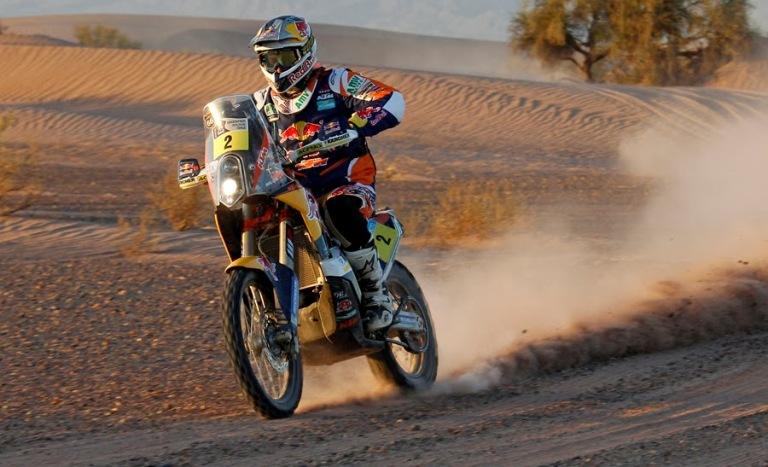 Dakar 2014 – Moto: Coma sempre più leader