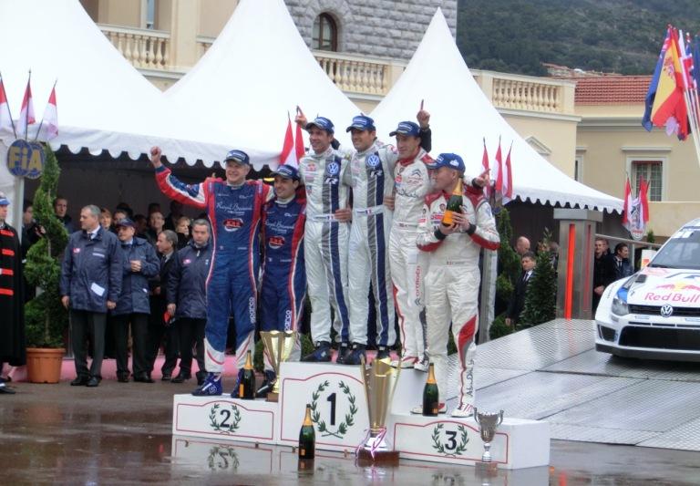 "WRC – Ogier: ""Difficile vincere anche in Svezia"""