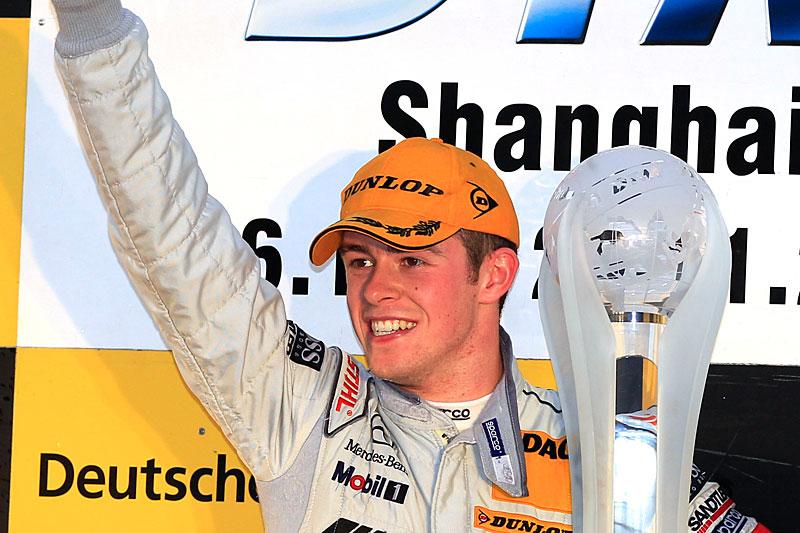 DTM – Di Resta firma con Mercedes