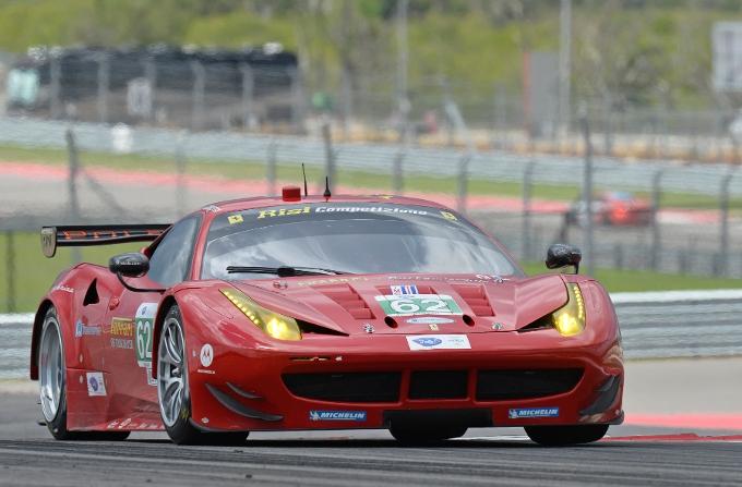 24 Ore di Daytona – La Ferrari schiera la formazione titolare