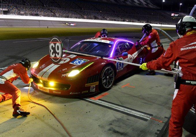 24 Ore di Daytona ? Buone notizie dopo lo spavento