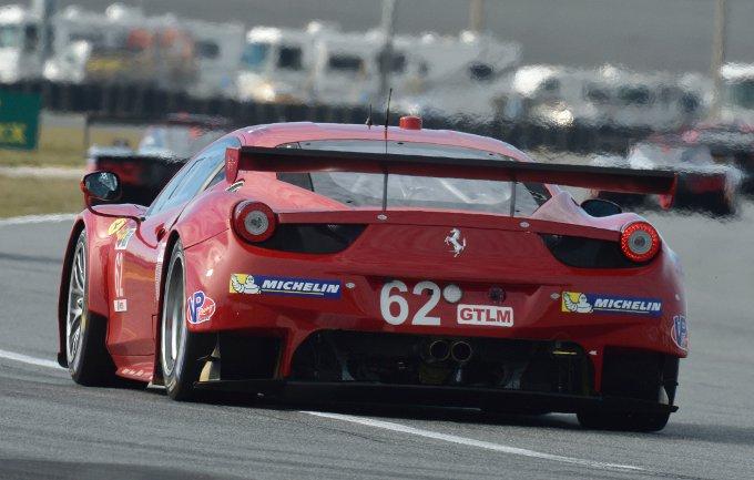 24 Ore di Daytona – Spaventoso incidente per la Ferrari 458 GT di Risi Competizione