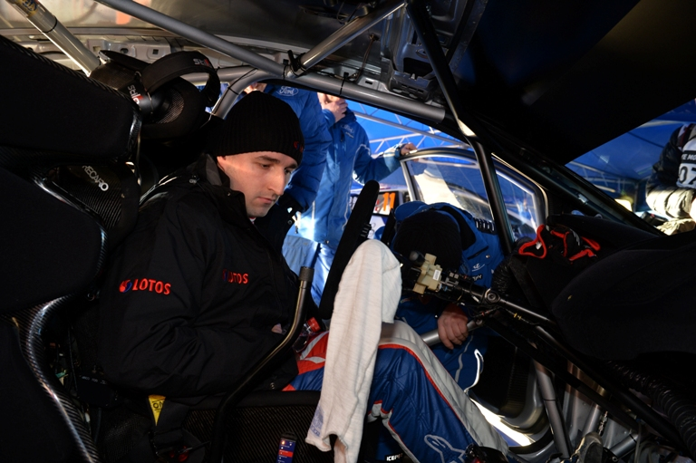 "WRC – Wilson: ""Kubica pu? vincere gi? quest'anno"""