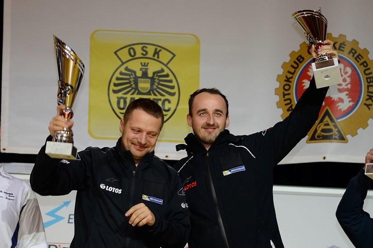 WRC – Kubica sceglie Szczepaniak