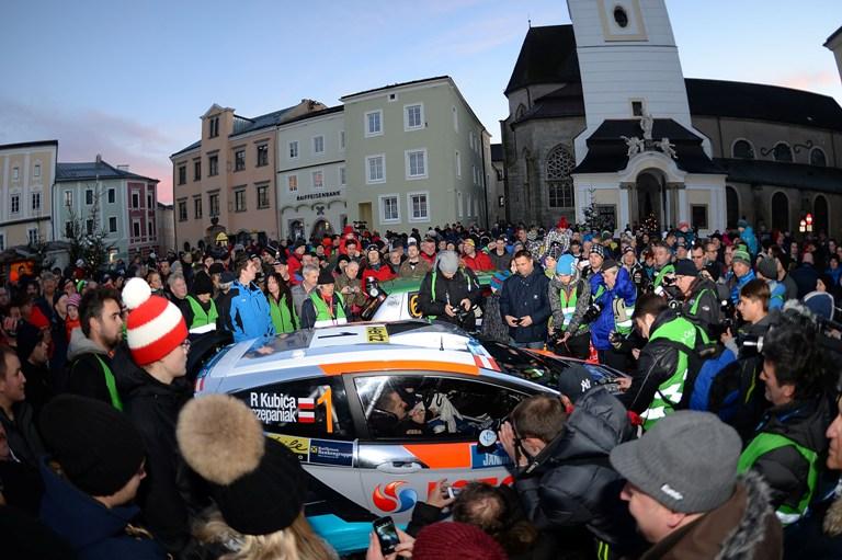 ERC – Kubica trionfa in Austria
