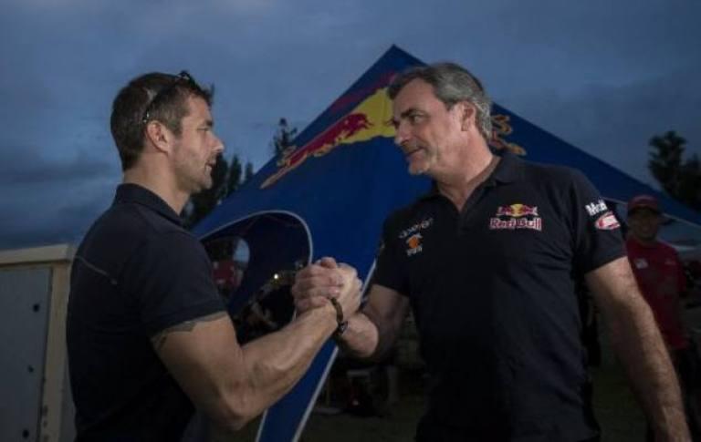 Loeb non sarà alla Dakar 2015