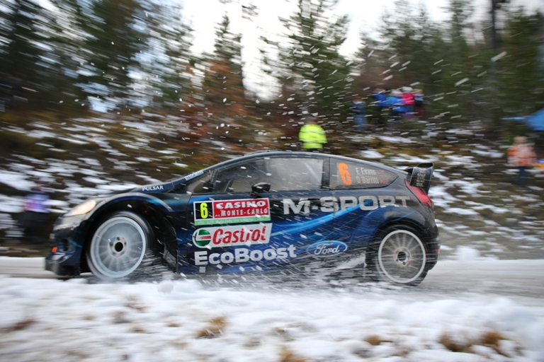 """WRC – Wilson: """"Fantastico come Evans ha gestito il Monte"""""""