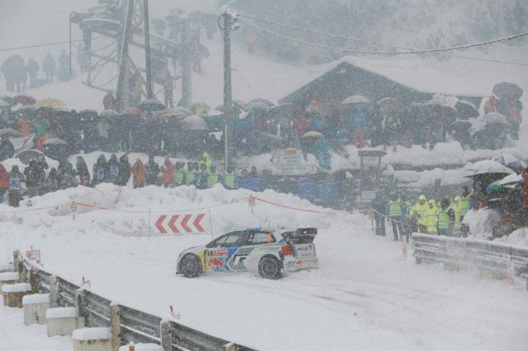 WRC – Ogier vince il Montecarlo