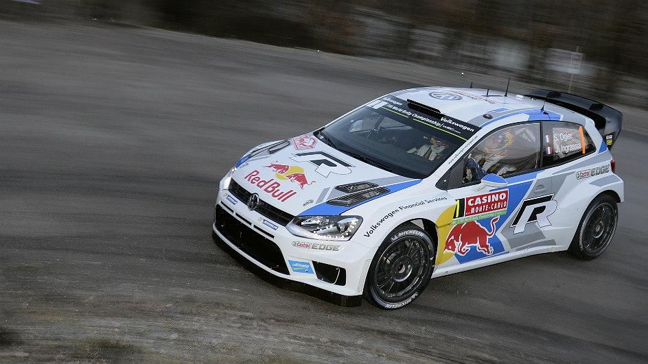 WRC – Ogier senza rivali nello shakedown del Monte