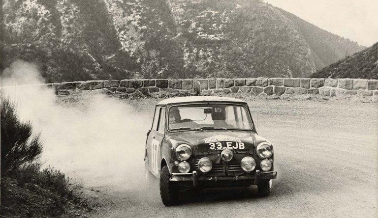 Cinquant'anni fa la Mini vinceva il Rally di Montecarlo