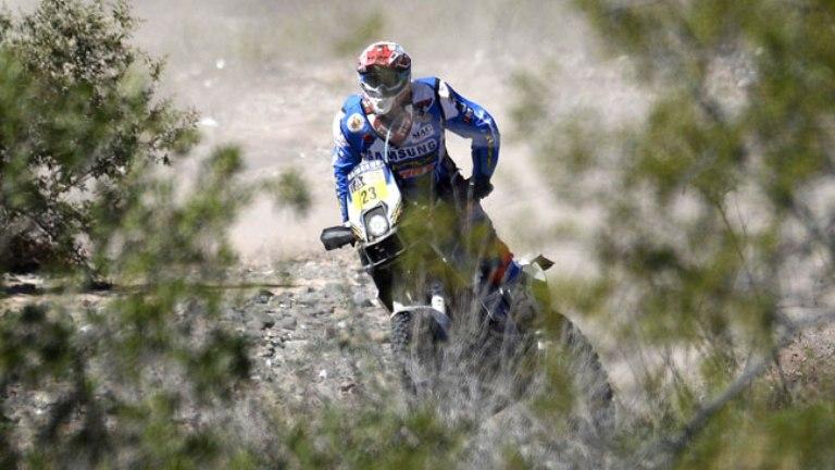 Dakar 2014 – Moto: A Chilecito trionfa Pedrero Garcia