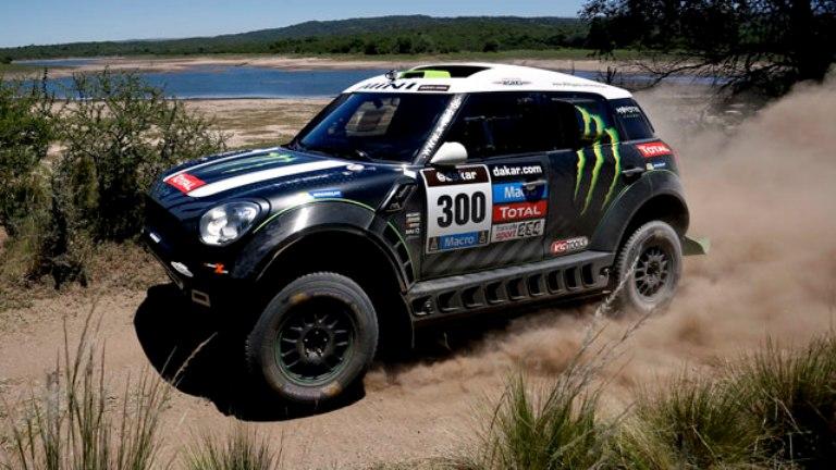 Dakar 2014 – Auto: Peterhansel fa sua la seconda tappa