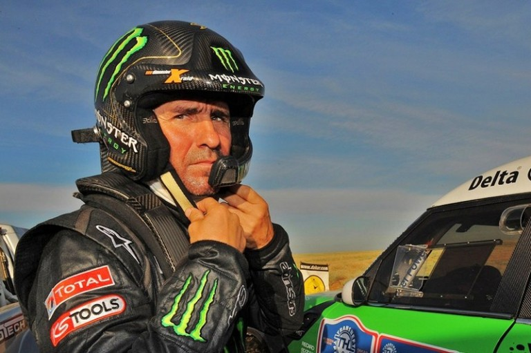Dakar 2014 – Auto: Peterhansel recupera su Roma