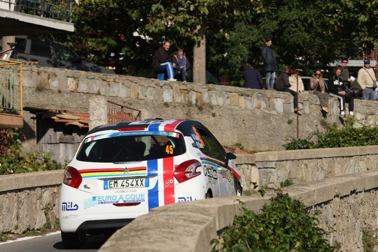 CIR – Nasce il Peugeot Rally Junior Team