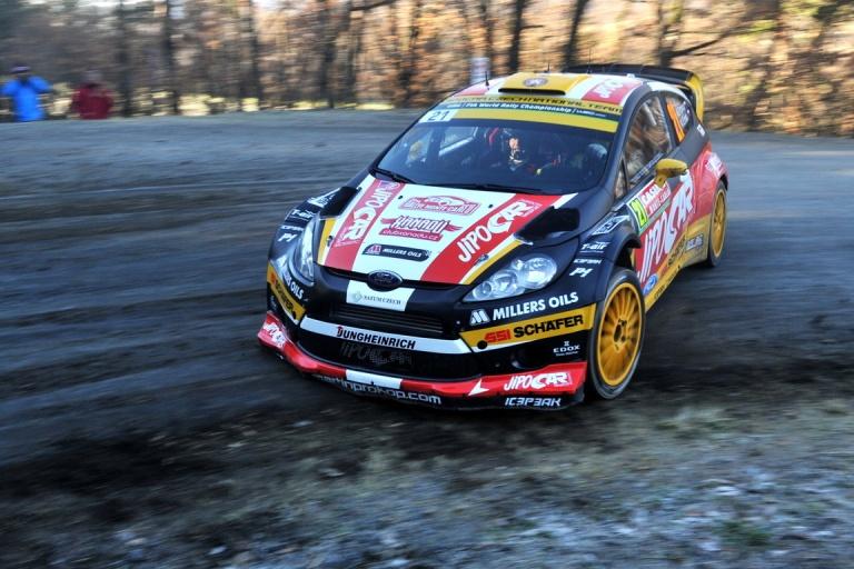 WRC – Prokop cambia navigatore