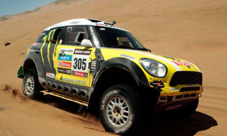Dakar 2014 – Auto: Roma ancora davanti