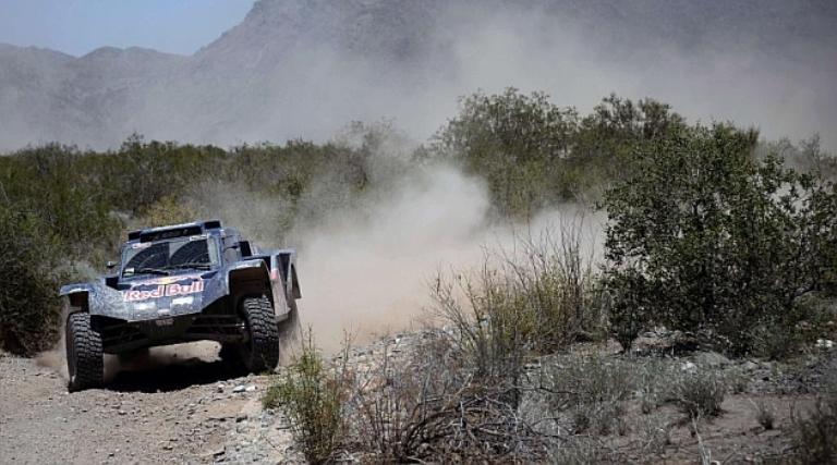 Dakar 2014 – Auto: Quarta tappa a Sainz