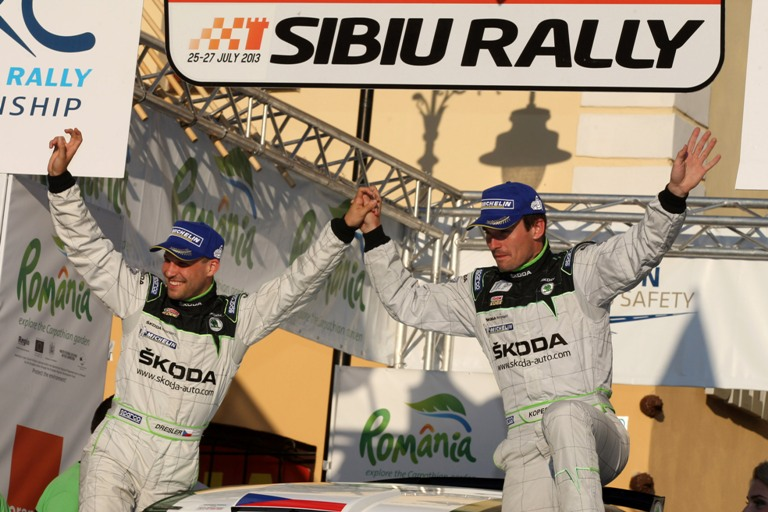ERC – Cancellato il Sibiu Rally Romania di febbraio