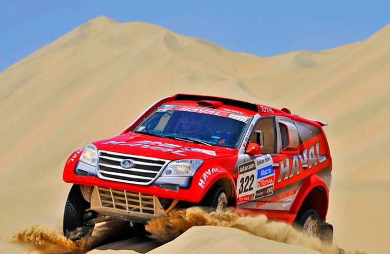 Dakar 2014 – Auto: Sousa vince al via