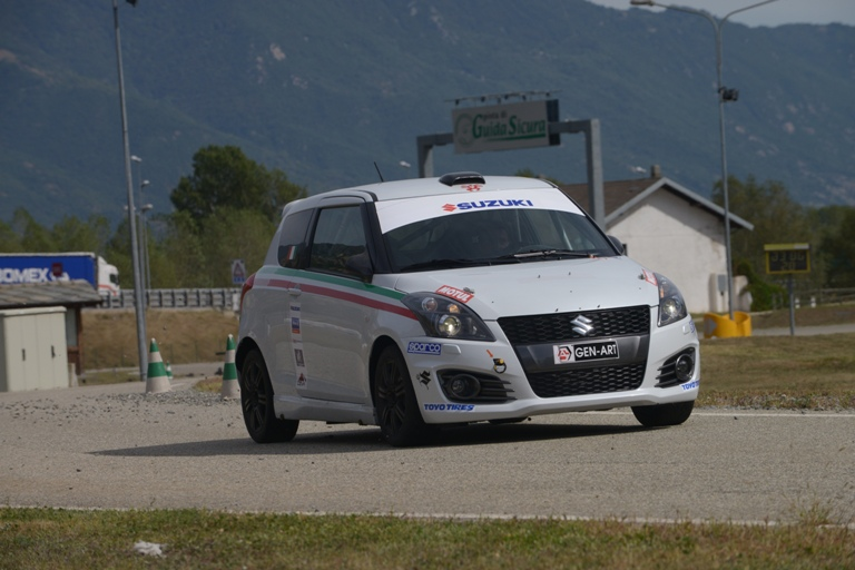 Suzuki Italia lancia il Rally Trophy