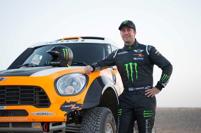 Dakar 2014 – Auto: Terranova vince sul leader Roma e su De Villiers