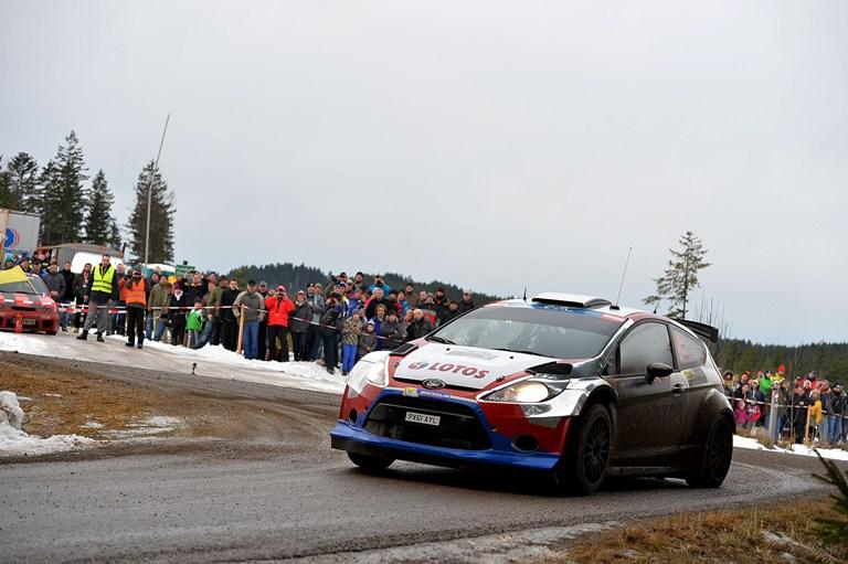 WRC – M-Sport nella DMACK Fiesta Cup