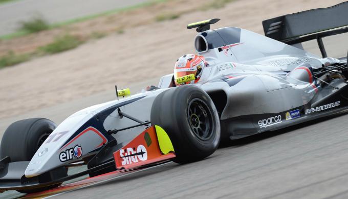 Formula Renault 3.5 – Luca Ghiotto alla Draco Racing