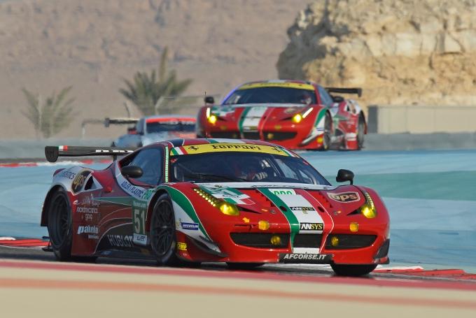 24 Ore di Le Mans – Undici titolari e tre riserve per la Ferrari