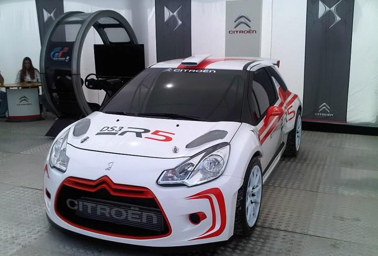 WRC – Omologata la nuova DS3 R5