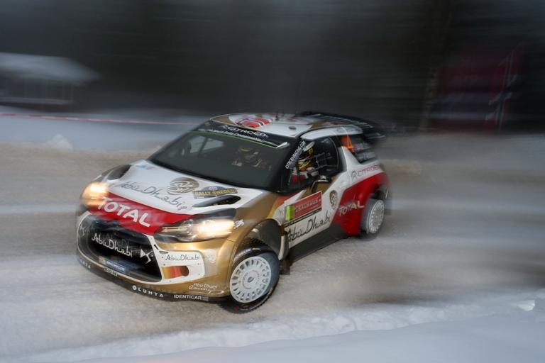 """WRC – Ostberg: """"Felice del podio e della Power Stage"""""""