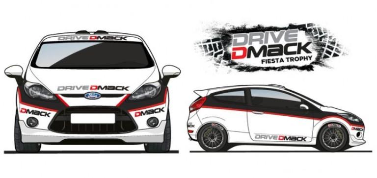 M-Sport ha scelto i dodici per il DMACK Fiesta Trophy