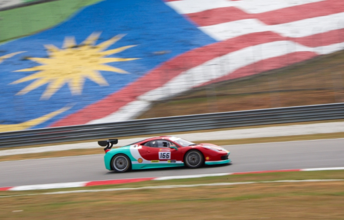 Ferrari Racing Days a Sepang: al via il Challenge Asia Pacifico