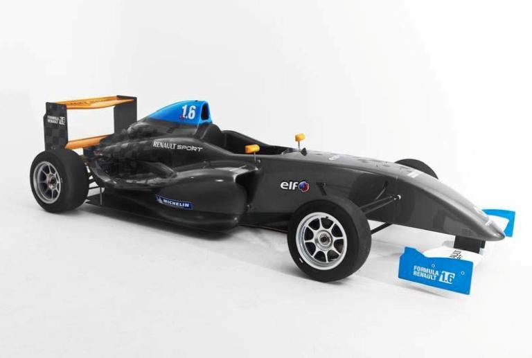 E' nata la Formula Renault 1.6 ALPS Junior