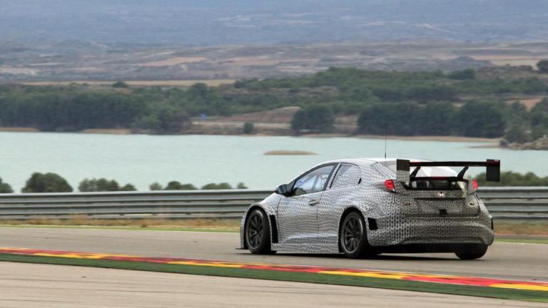 WTCC – Bilancio positivo anche dal secondo test Honda