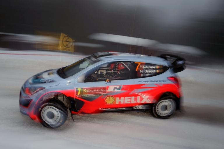WRC – Hyundai in Portogallo con tre auto
