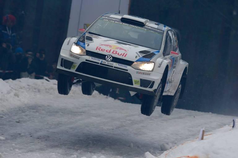 WRC – Latvala re della neve svedese