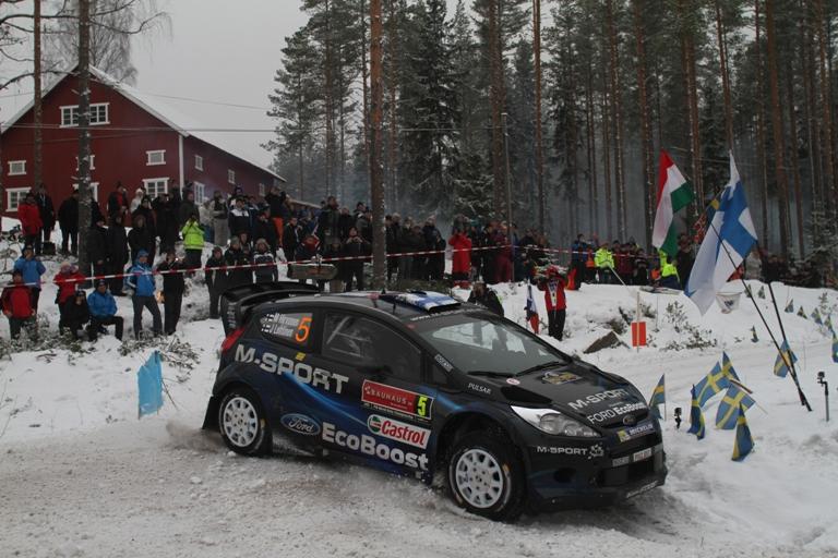 """WRC – Hirvonen: """"Rally in generale positivo"""""""
