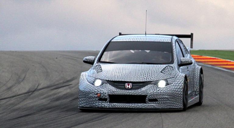 WTCC – Honda svela la nuova Civic