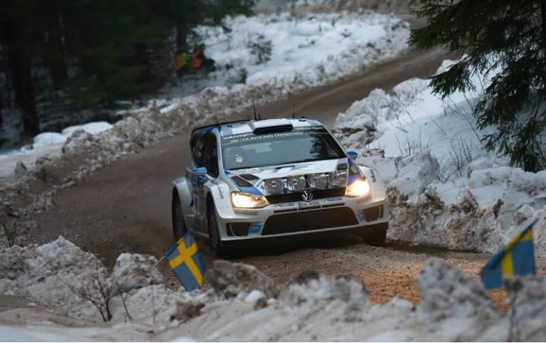 WRC – Ogier guida in Svezia
