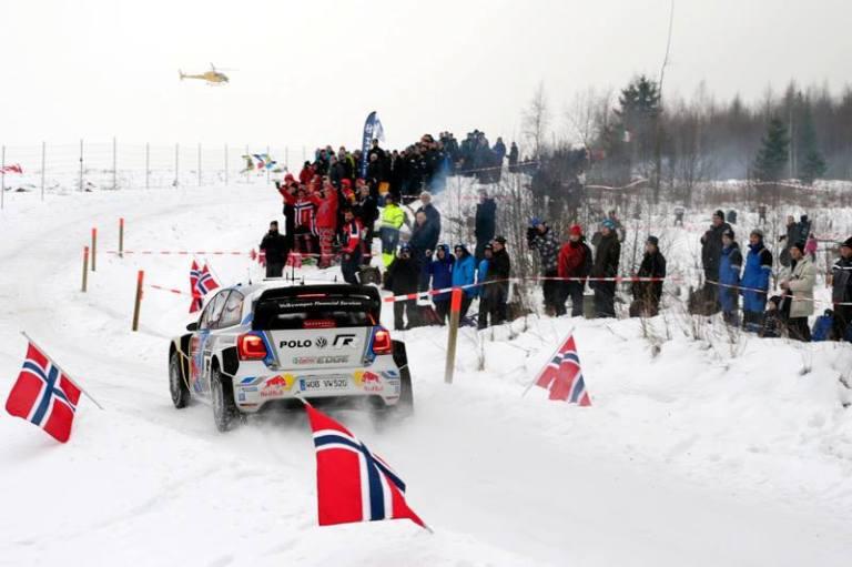 WRC – Ogier sempre al comando in Svezia