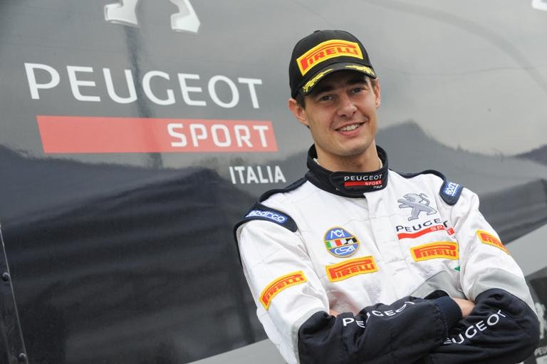 CIR – Albertini-Mazzetti con il Rally Junior Team di Peugeot Italia