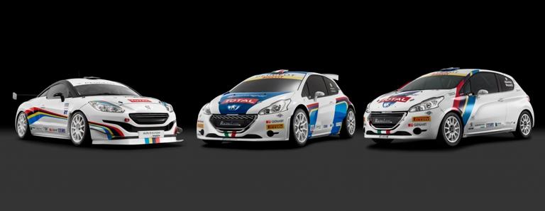 CIR – Peugeot svela il programma 2014