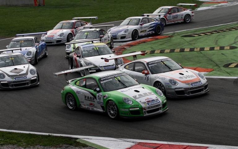 Carrera Cup Italia – Gli under 26 della Scholarship saranno seguiti dal Driver Program Center