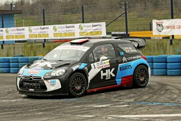 Rally di Franciacorta – Vincono Felice Re-Mara Bariani su DS3 WRC