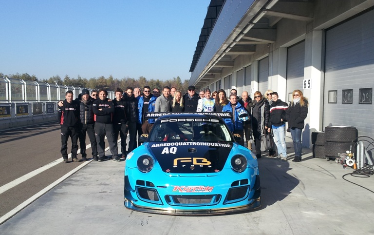 EuroGtSprint – Solieri con la Krypton Motorsport