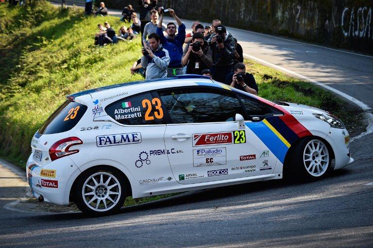 Il Junior Team Peugeot protagonista al 1000 Miglia